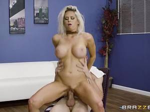 My busty boss Rachel RoXXX gives me one last chance