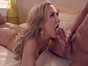 Aroused MILF fucks her husband