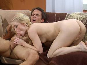 Fucking awesome blonde Ash Hollywood in her sweet cunt