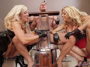Sultry Ms. Alexis Fawx dominates her new servant