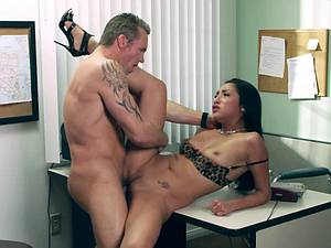 Vicki Chase gets her much needed cock