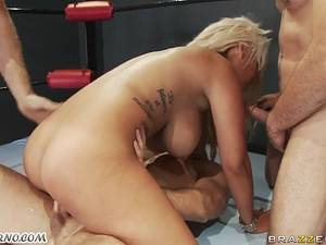 Bridgette B proves she is better than others