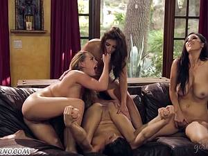 Adriana Chechik - Sex Experiment