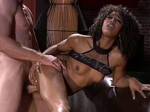Misty Stone is here to fix every problem with your cock