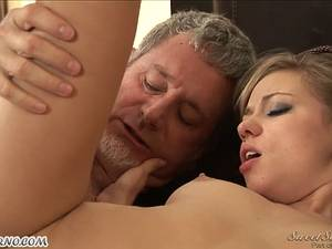 Father fucks his young stepdaughter Nicole Ray